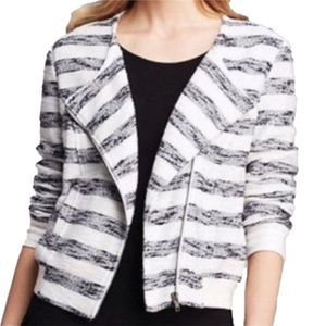 Sanctuary Rimini Knit Moto Jacket for Stitch Fix M